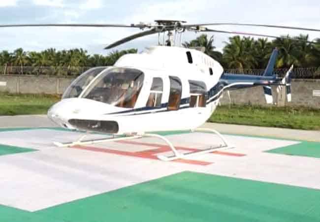 cbe helicopter - - updatenews360