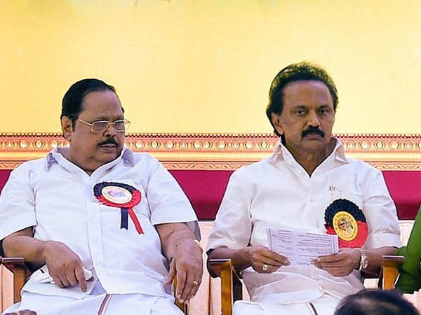 duraimurugan - stalin1 - updatenews360