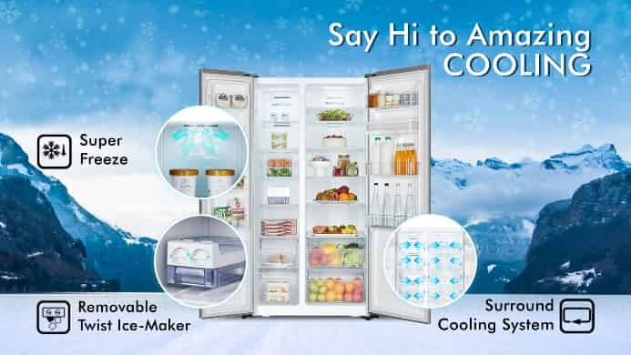 HiSense launches a new range of refrigerators, price starts at Rs 6,999