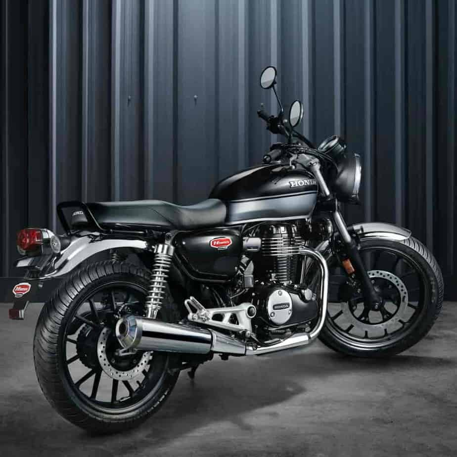 Honda H'Ness CB 350 unveiled in India, takes aim at Royal Enfield Classic 350