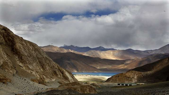 india_occupies_finger_4_pangong_tso_lake_updatenews360