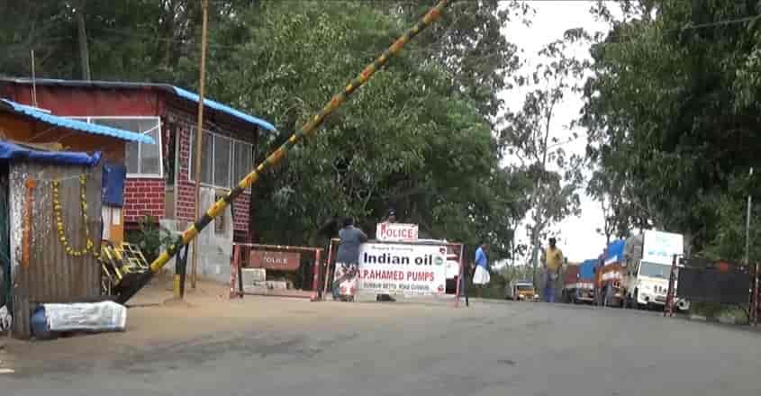 kerala border - updatenews360