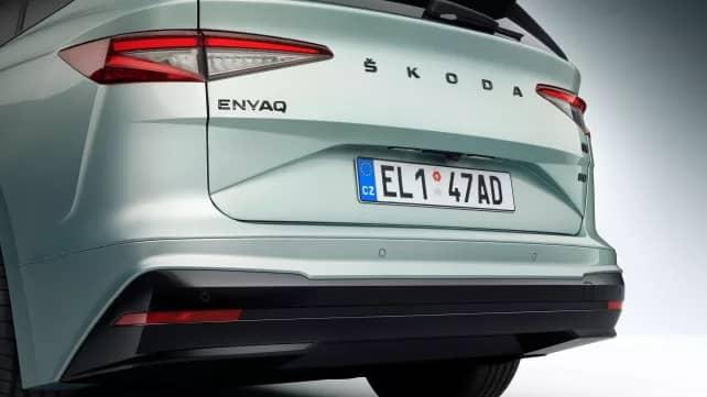 Production-ready Skoda Enyaq iV revealed