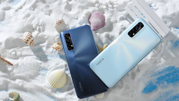 Realme 7 Pro, Realme 7 launched in India