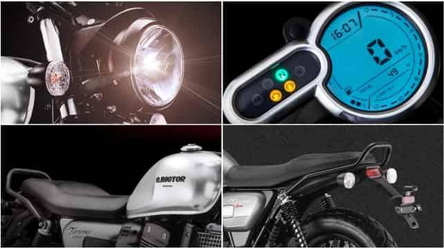 Retro style QJMotors Turismo Sport 250 revealed in China