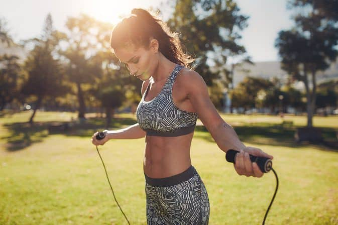 benefits of skipping your way to good health