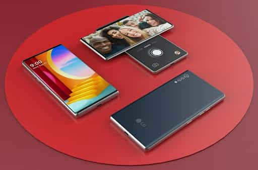 LG Wing is here! LG Electronics on Monday unveiled its T-shaped dual-screen smartphone called the LG Wing via an online event in Seoul.