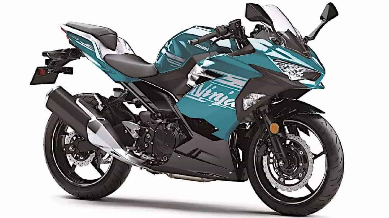 2021 Kawasaki Ninja 400 unveiled