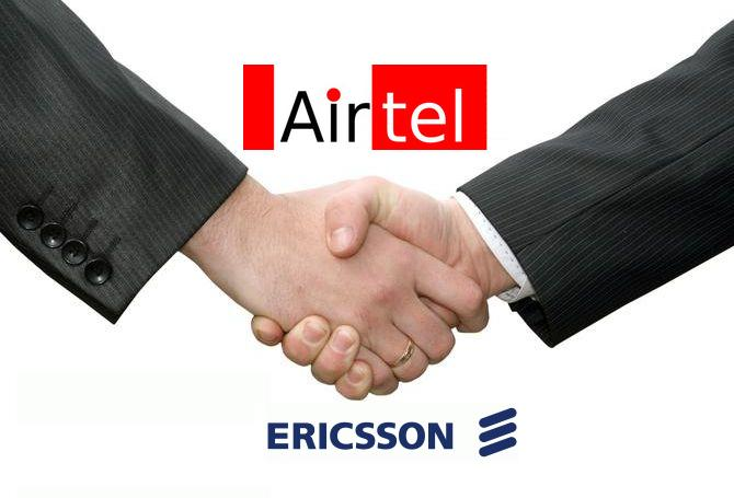 Airtel extends pact with Ericsson for deployment of 5G-ready radio network