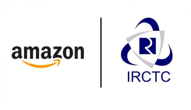 Amazon India Launches Train Ticket Booking Service