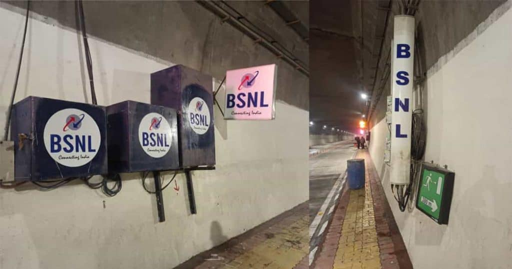 BSNL enables 4G connectivity in Atal Tunnel