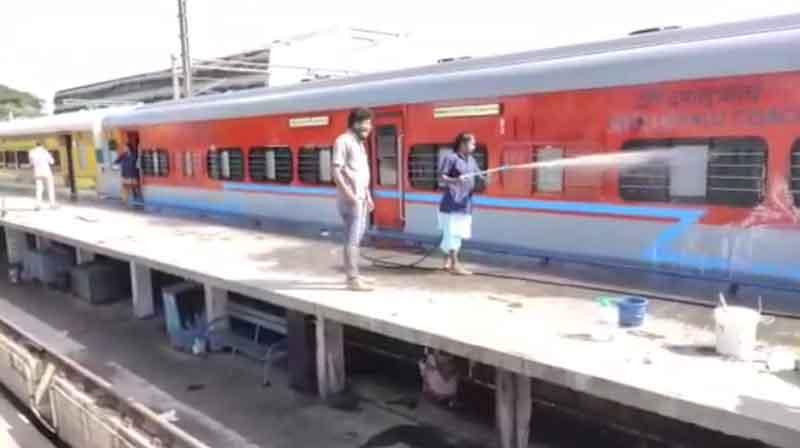 Chennai Kovai Train - Updatenews360