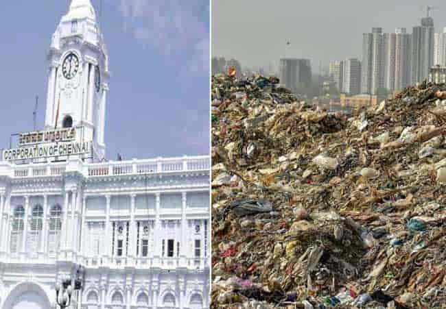 Chennai garbage- updatenews360