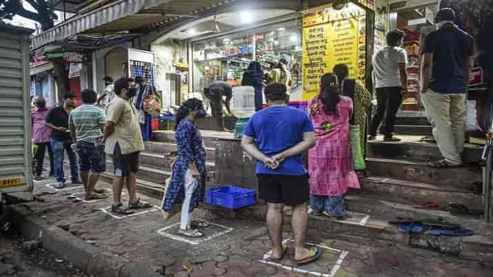 Chennai shops corona - updatenews360