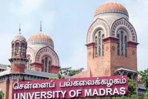 Chennai university 1- updatenews360