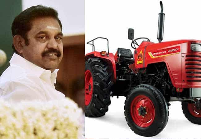 Cm palanisamy tractor - updatenews360