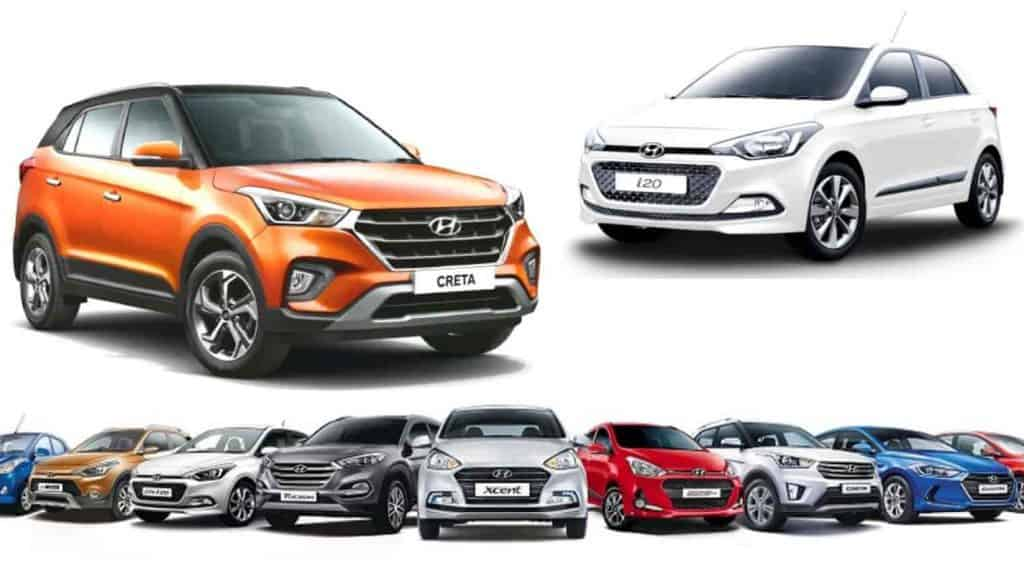 Discounts up to Rs 1 lakh on Hyundai Elantra, Elite i20, and Grand i10 in October