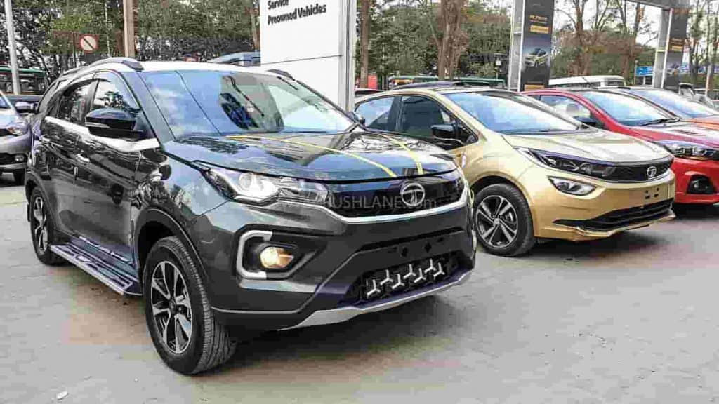 Discounts up to Rs 55,000 on Tata Harrier, Nexon, and Altroz in October