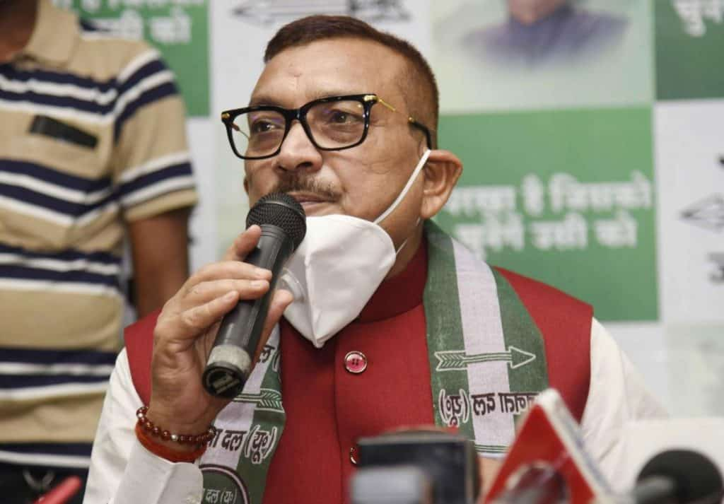 _Ex_Bihar_DGP_Gupteshwar_Pandey_UpdateNews360