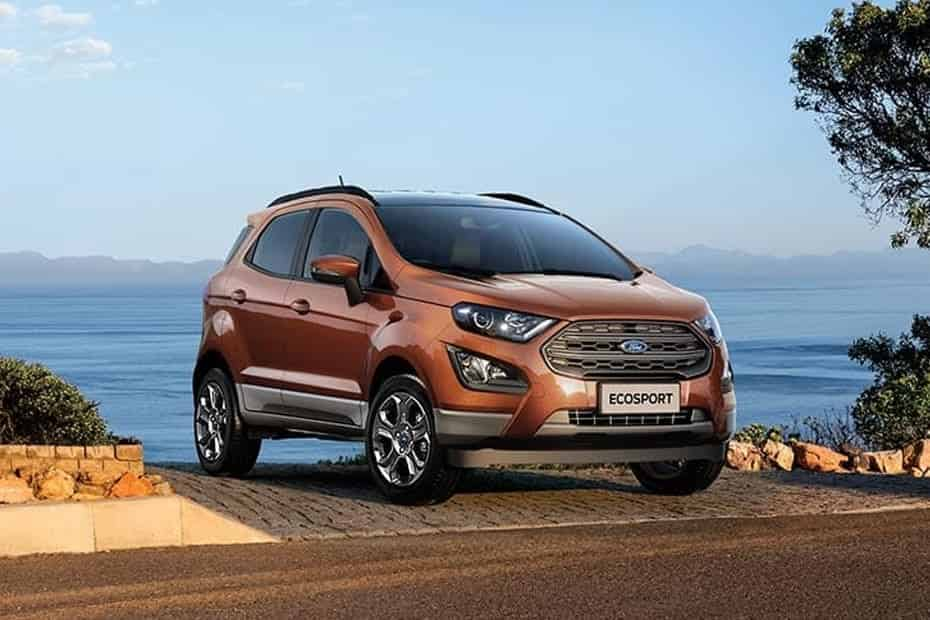 Ford EcoSport receives a price hike of Rs 1,500