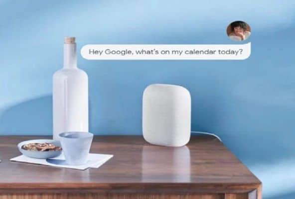 Google Nest Audio Smart Speaker Launched
