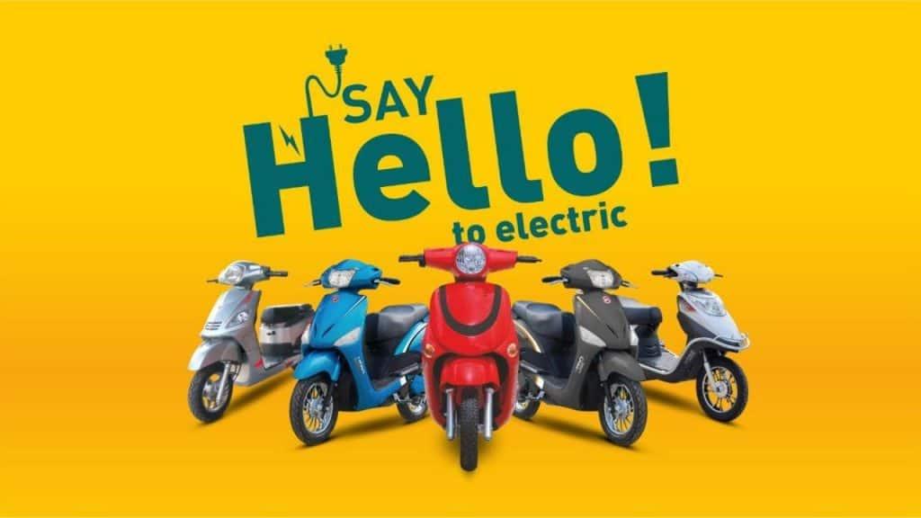 Hero Electric Optima HX, Photon-hx, and NYX-hx launched in India
