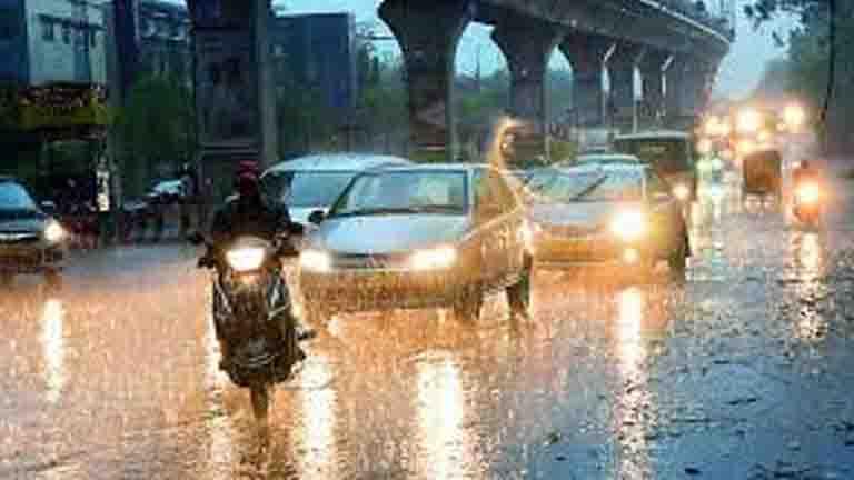 Hyderabad Rain- Updatenews360