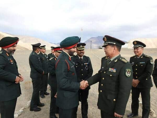 India_China_Military_Level_Talks_UpdateNews360