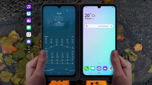 LG G8X ThinQ With Dual Screen For Rs. 19,990; Best Deal Of Flipkart Big Billion Days Sale