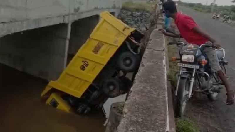 Lorry Upset - Updatenews360