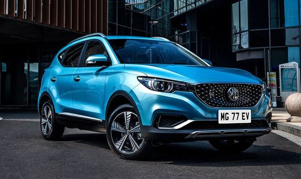 MG ZS EV introduced in 10 new cities; bookings open