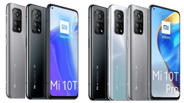 Mi 10T series launched in India with 6.67-inch FHD+ 144Hz display, Snapdragon 865, 5000mAh battery