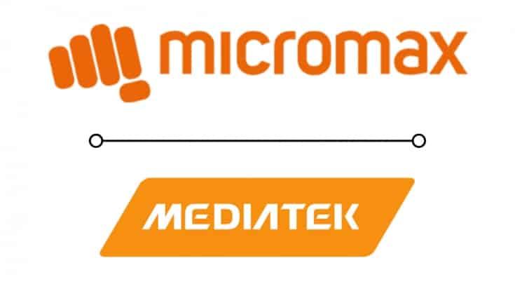 Micromax Joins Hands With MediaTek To Design Smartphones In India