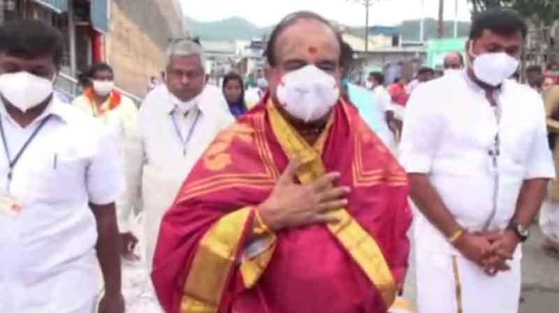 Minister Karuppannan - Updatenews360