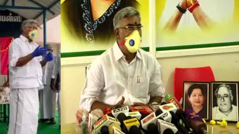Minister Vellamandi Natarajan- updatenews360