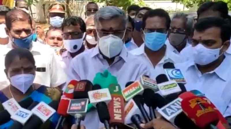 Minister Vellamandi- updatenews360