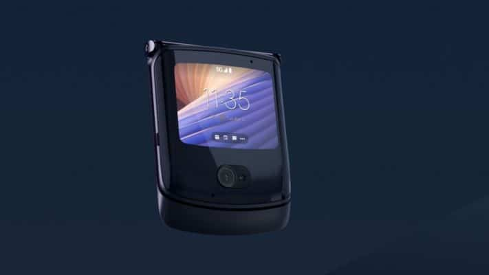 Moto Razr 5G flip phone with 48 MP rear camera to launch in India
