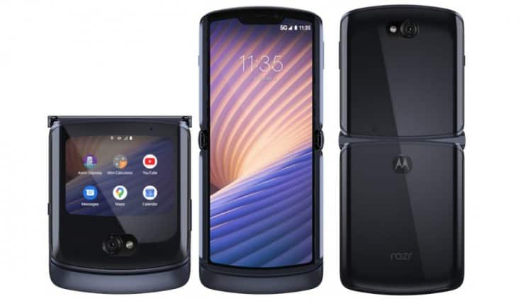 Motorola Razr 5G foldable phone launched in India