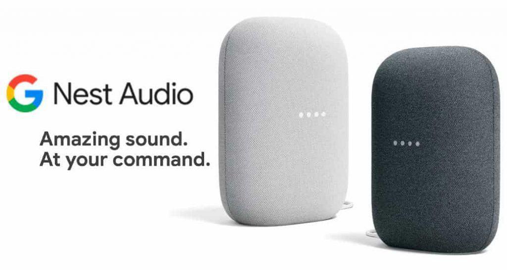 Nest Audio smart speaker launched in India