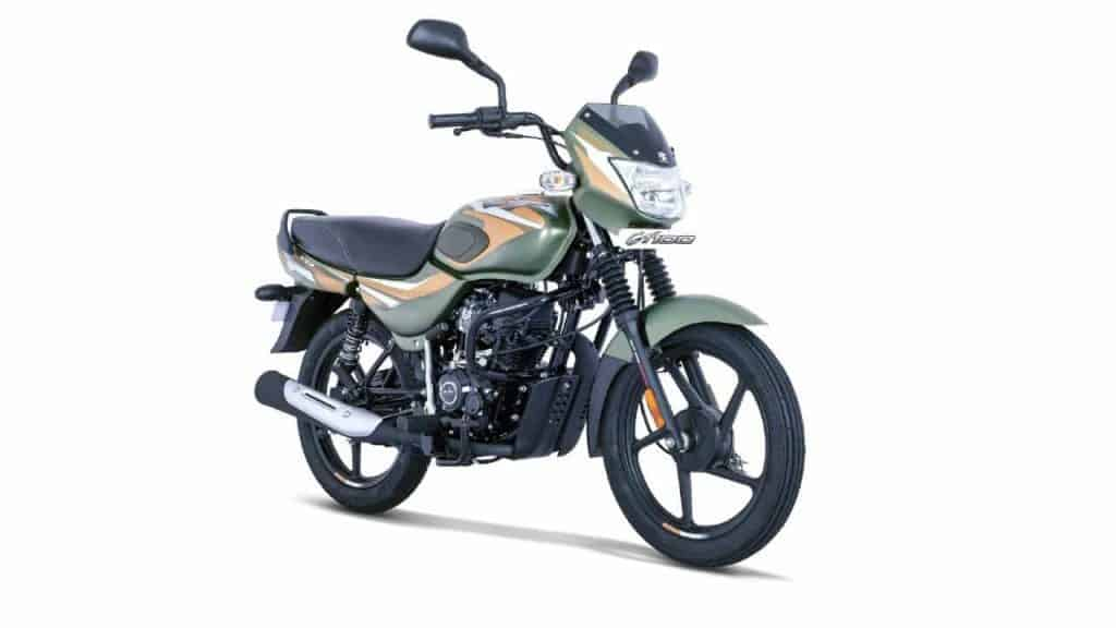 New Bajaj CT100 KS launched in India