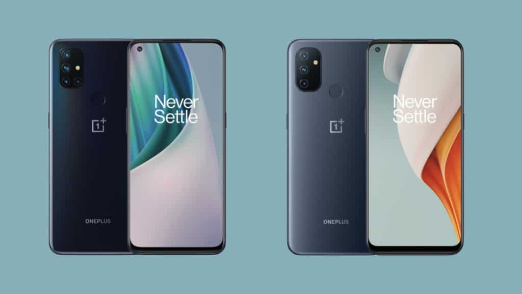 OnePlus Nord N-series goes official with Nord N10 and Nord N100