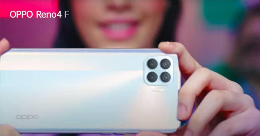 Oppo Reno 4F announced with MediaTek Helio P95 SoC, 48MP quad camera setup
