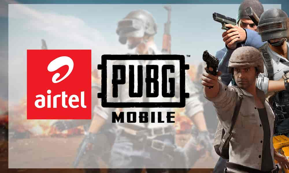 PUBG Mobile is reportedly in talks with Airtel
