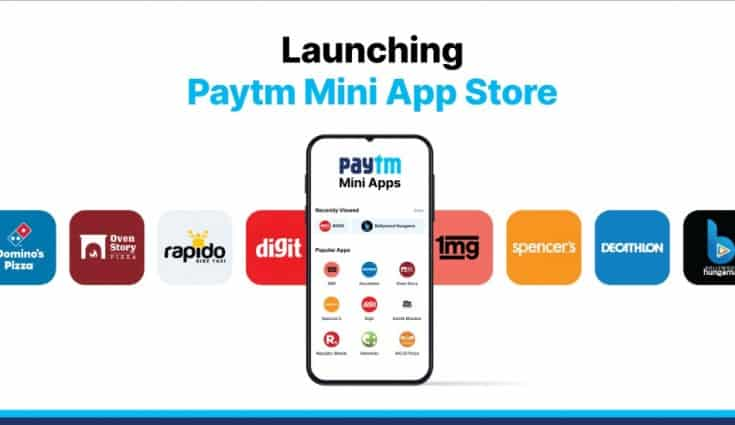 Paytm launches Mini App store, to take on Google's Play Store