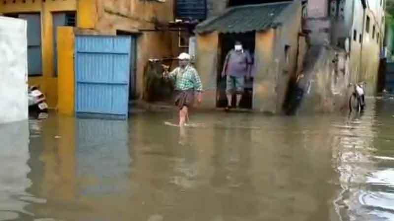 Pondy Flood - Updatenews360