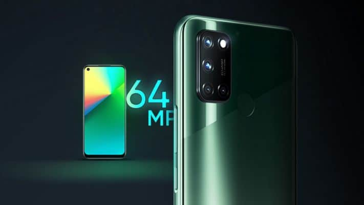 Realme 7i with 64 MP quad rear camera setup to launch in India