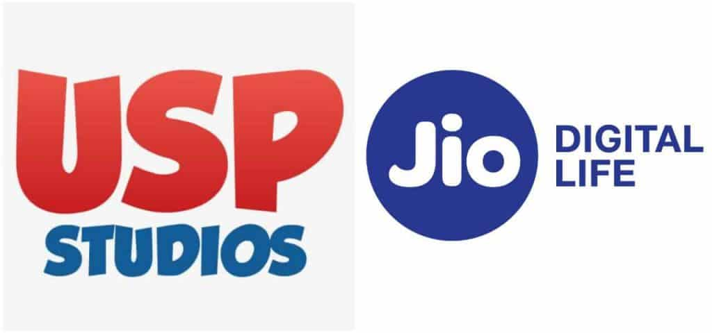 Reliance Jio Partners With USP Studios To Offer Kids Content