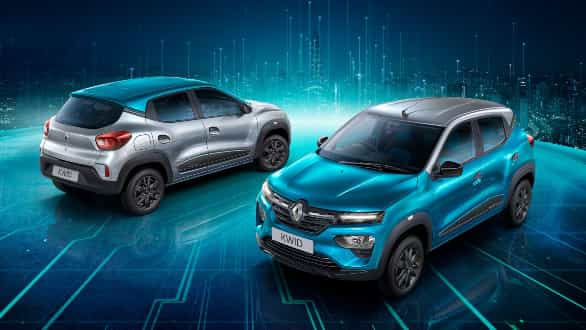 Renault Kwid Neotech edition revealed