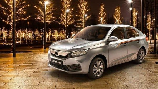 Special Edition of Honda Amaze launched at starting price