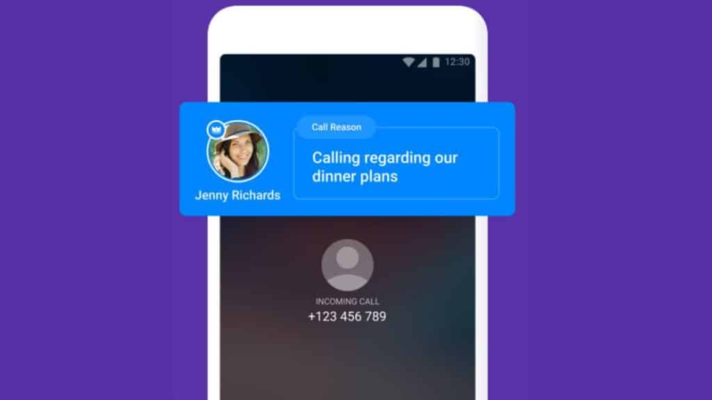 TRUECALLER WILL NOW DISPLAY THE REASON FOR INCOMING CALLS